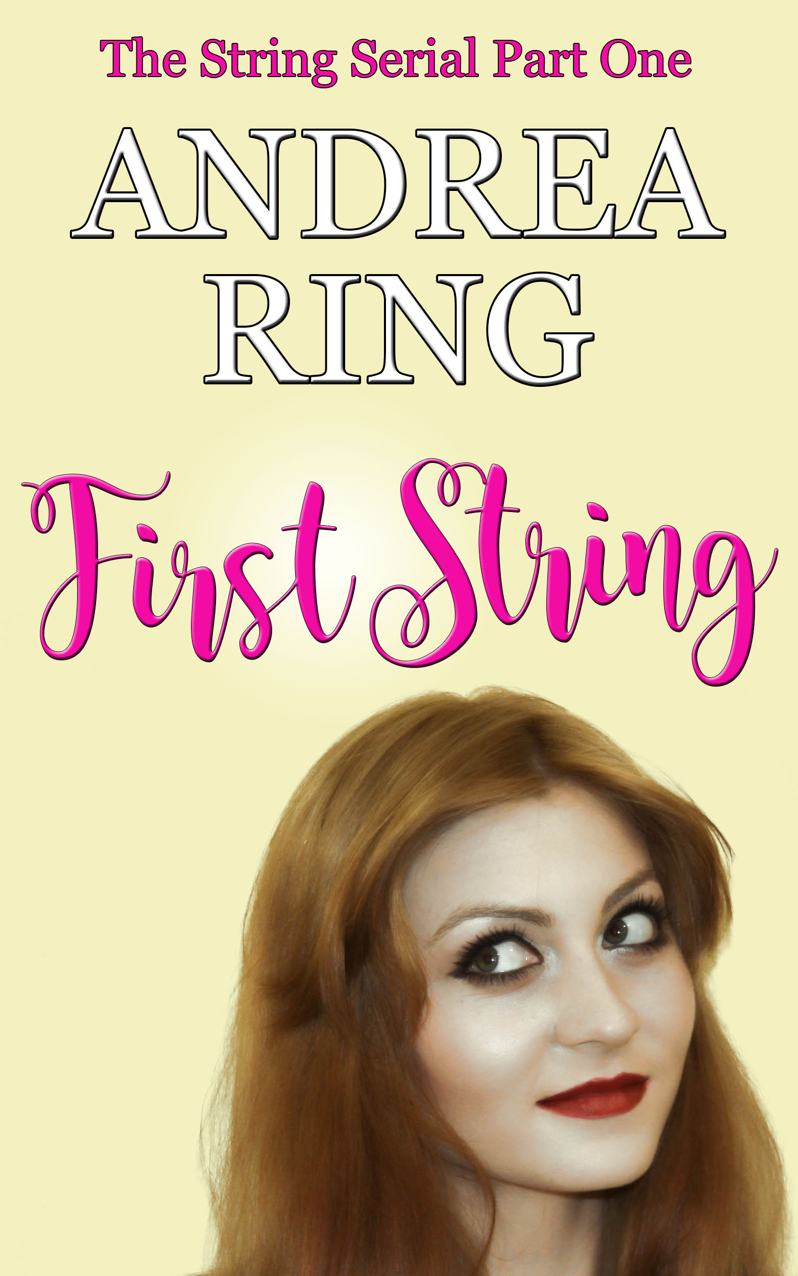 First String - The String Serial Ebook Cover