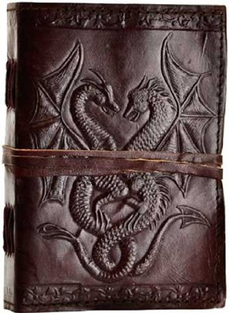 Dragon Leather Book