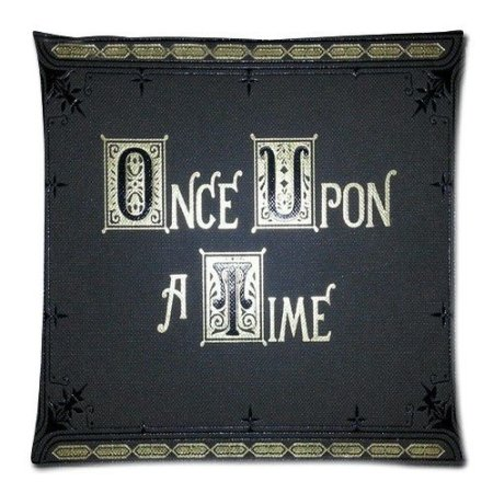 Once Upon a Time Pillowcase