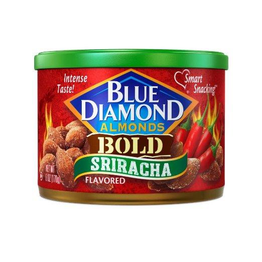 Sriracha Nuts